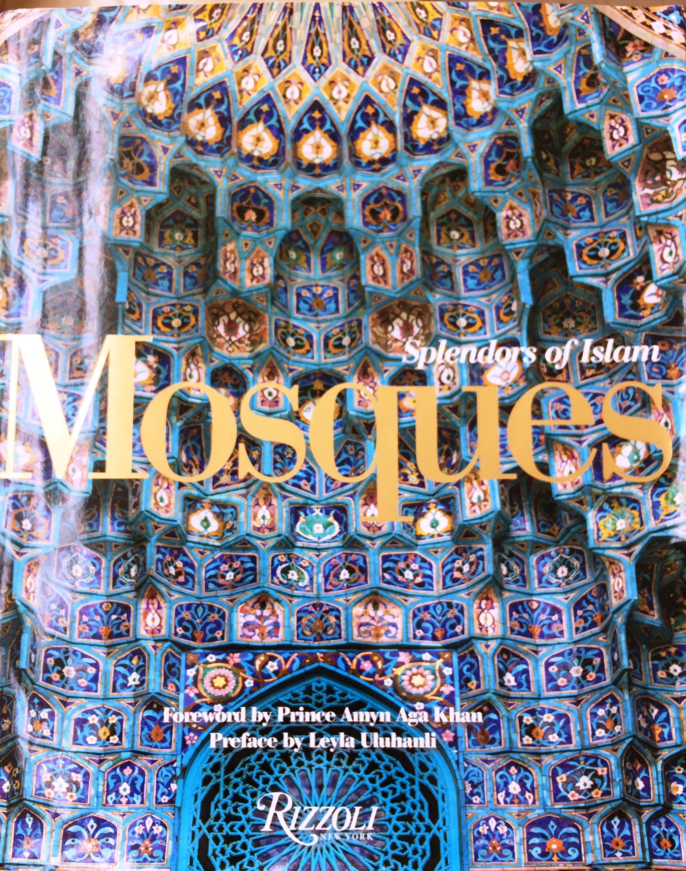 The book is a Rizzoli New York publication and Prince Amyn Aga Khan has penned its foreword. (Supplied)