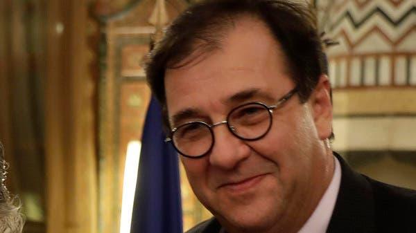 السفير الفرنسي لدى لبنان برونو فوشيه
