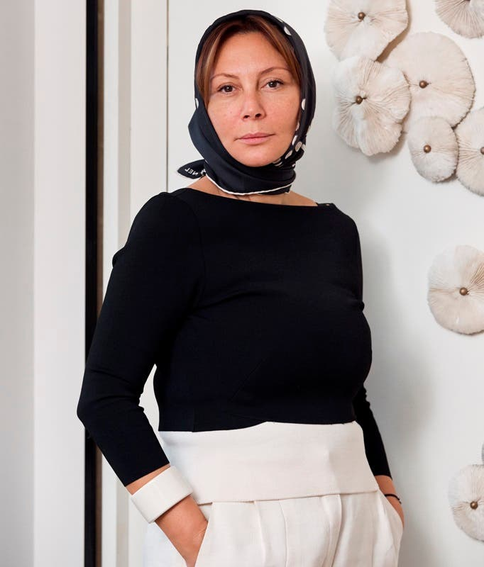 Author Leyla Uluhanli's passion for Islamic architecture and Middle East culture has resulted in the production of the superbly illustrated book. (Supplied)