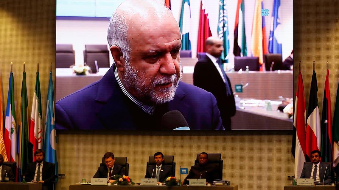 وزیر نفت ایران زنگنه
