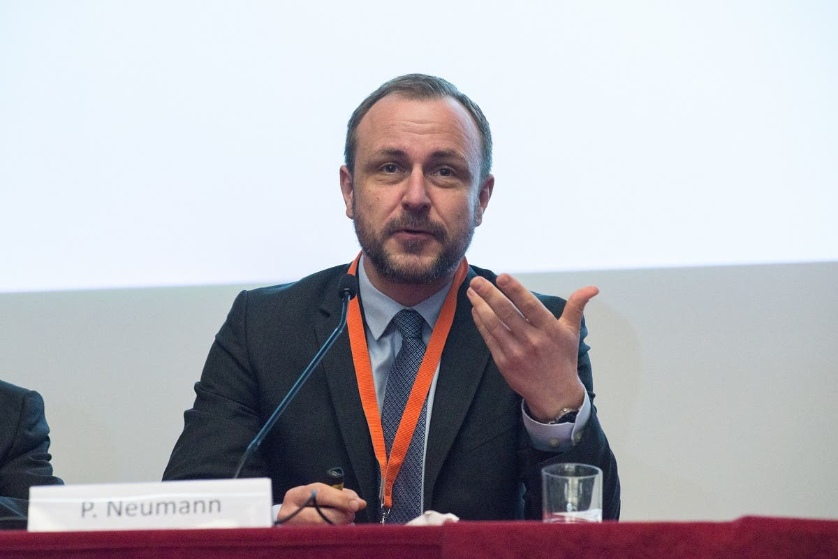 eter Neumann, Director of the International Center for the Study of Radicalization at King's College in London. (Supplied)