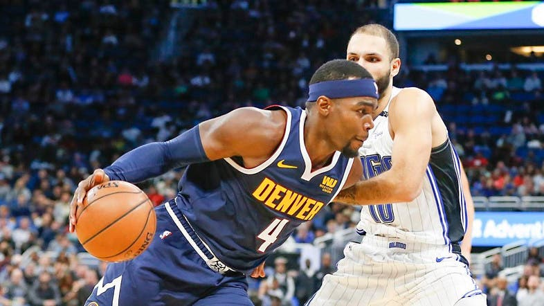 Image result for paul millsap nuggets usa today