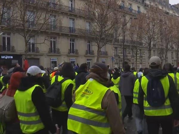 1385 موقوفاً بعد التظاهرات.. وحكومة فرنسا مستعدة للحوار