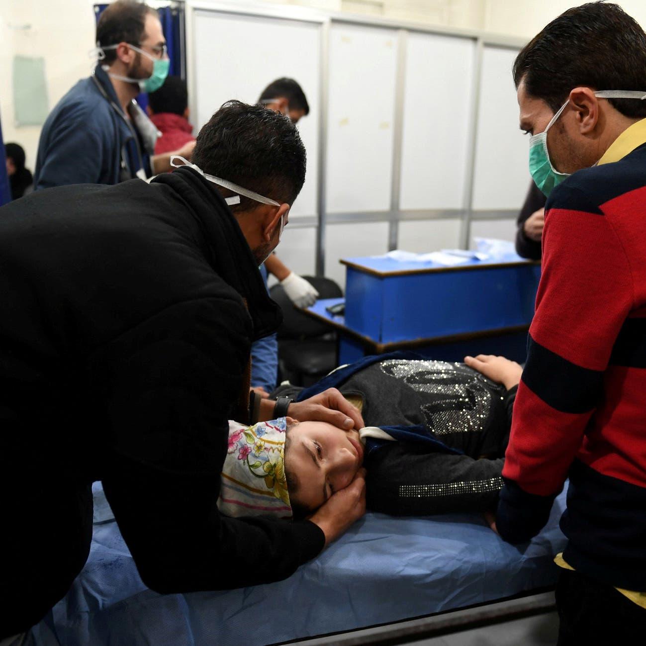 تأكيد ضربة كيمياوية للأسد قبل عمل اللجنة الدستورية