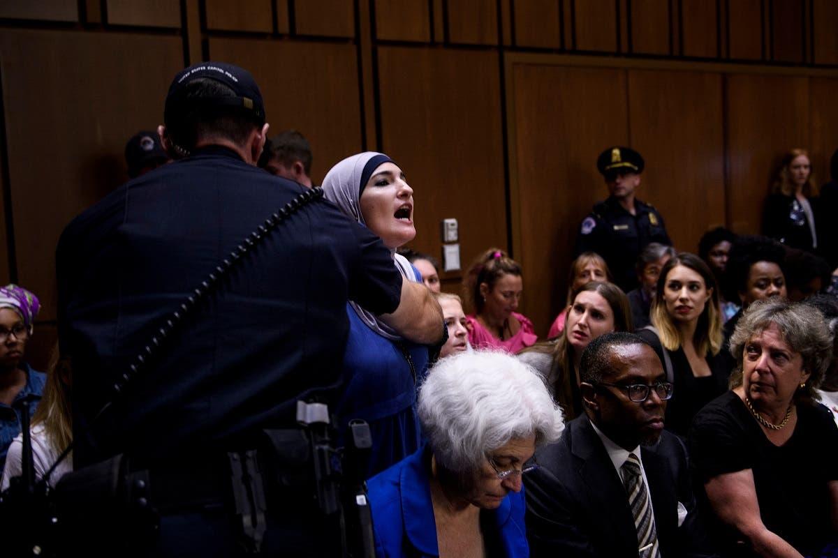 Linda Sarsour 1(AFP)