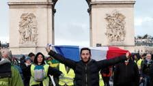 """باريس.. """"السترات الصفر"""" تستعد لتظاهرة جديدة برأس السنة"""
