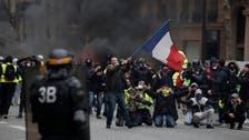 باريس تنتفض للسبت الرابع.. والسترات الصفراء:ارحل ماكرون