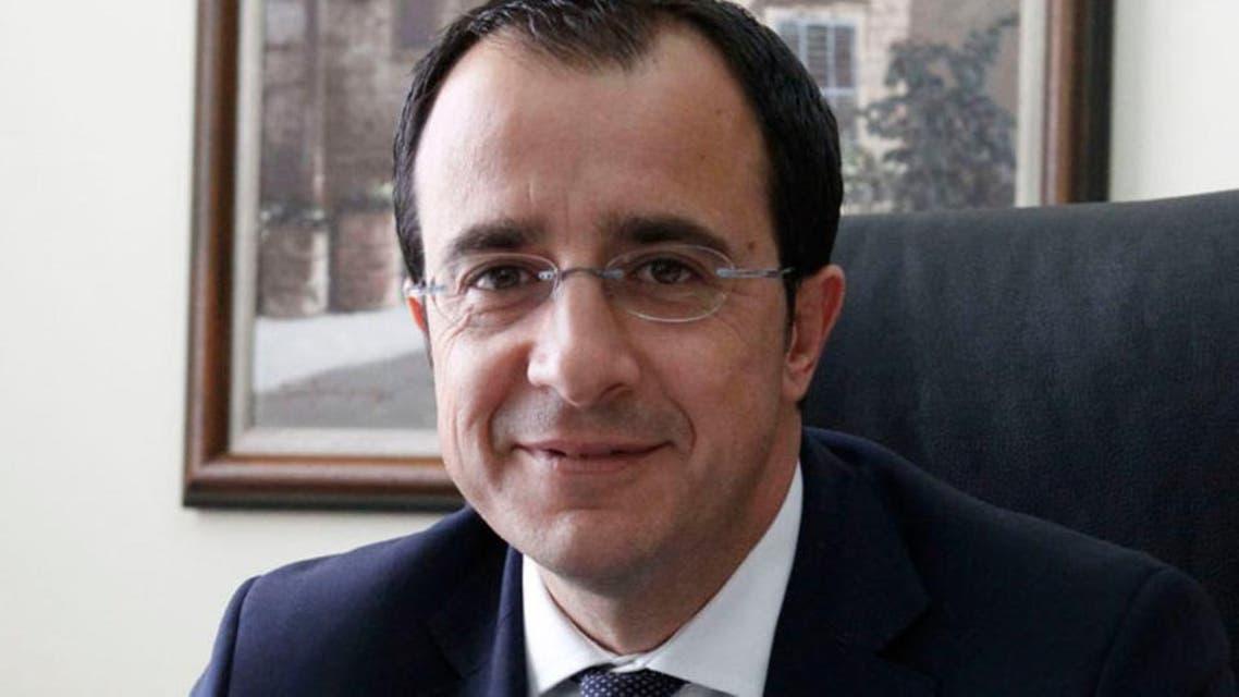قبرص کے وزیر خارجہ نیکوس