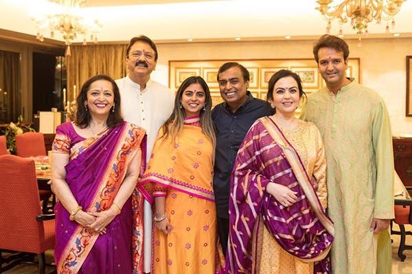 العائلتان