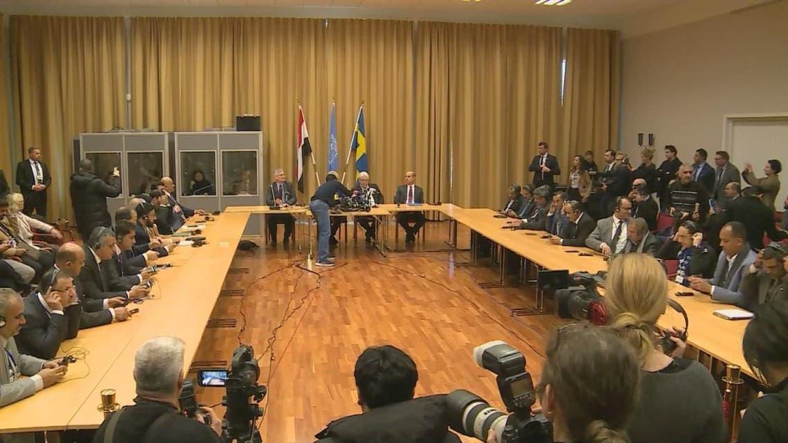 مفاوضات السويد.. اختراقات شكلية