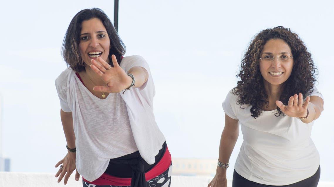 Nia fitness Saudi women. (Supplied)