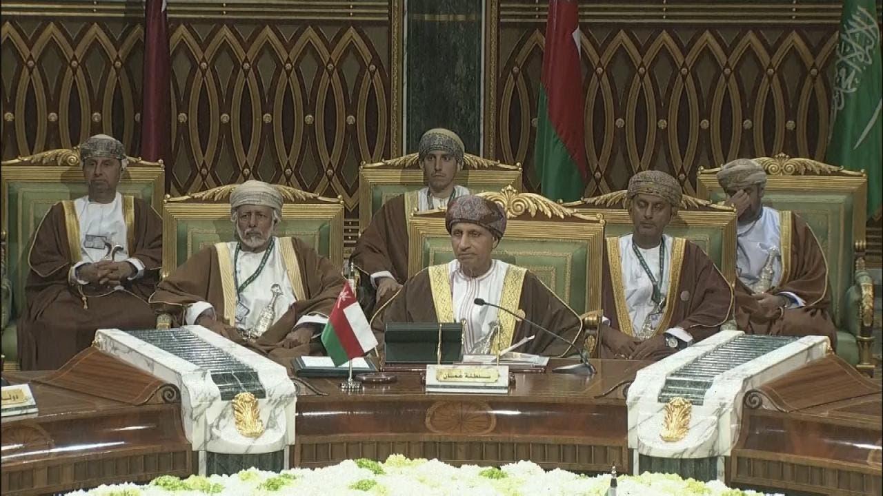 فهد آل سعید رئیس هیئت نمایندگی سلطنت عمان