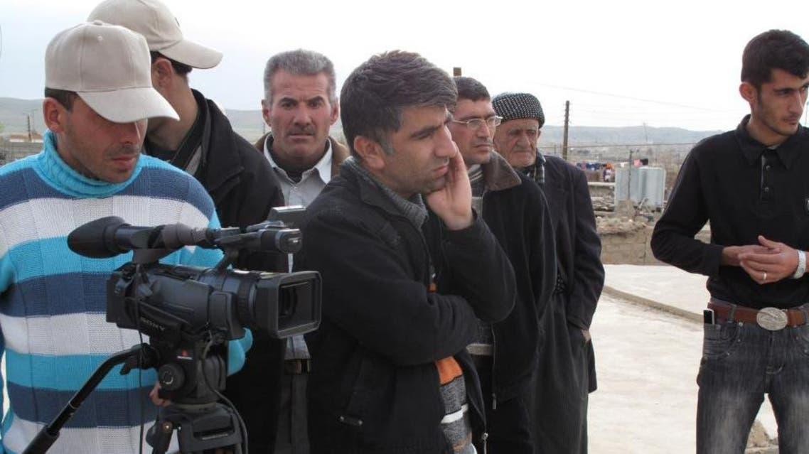 Kurdish director Rahim Zabihi (Supplied)