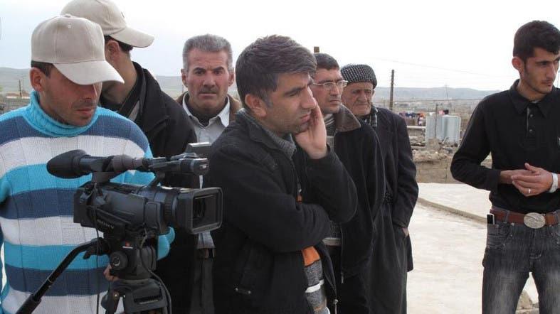 Arab amateur film maker