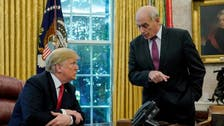 Trump says Chief of Staff John Kelly will leave at years end