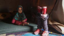IN PICTURES: Syrian girl born without legs walks on new prosthetics