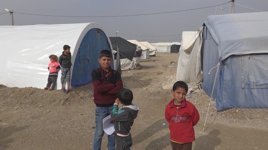 نازحون في العراق مهددون بالترحيل القسري
