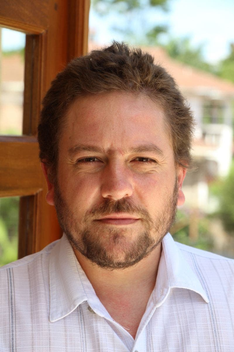 William Hennequin in charge of MSF operations in Libya. (Supplied)