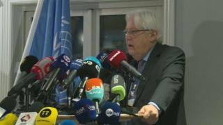 غريفثس: ولي العهد السعودي دعم التوصل لاتفاق السويد