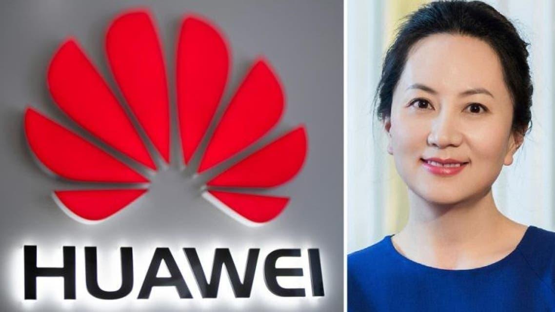 منغ وان تشو المديرة المالية لشركة هواوي
