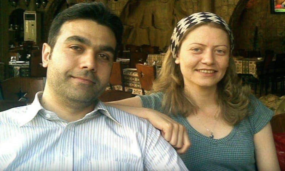 المختطفان المعارضان لنظام الأسد رزان زيتونة وزوجها وائل حمادة