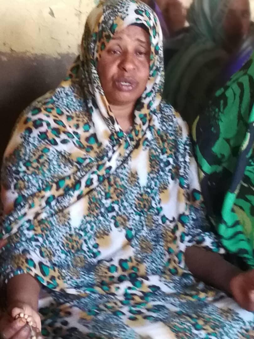 والدة محمد