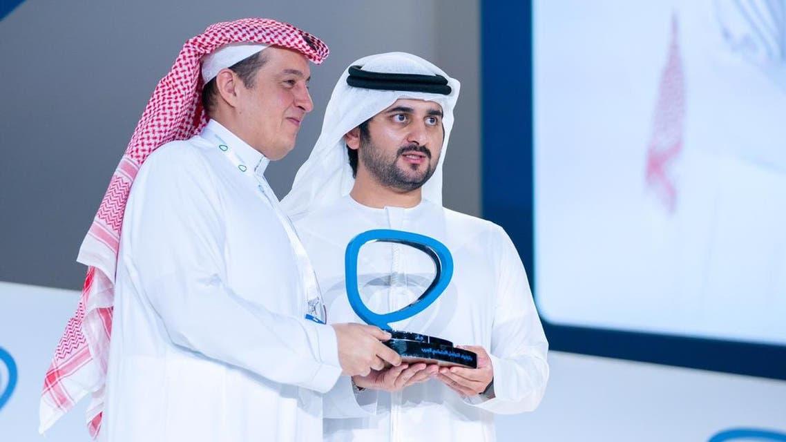 Turki Aldakhil arab social media award