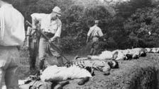 هكذا جعل جيش اليابان الهنود هدفا للتدرب على الرماية