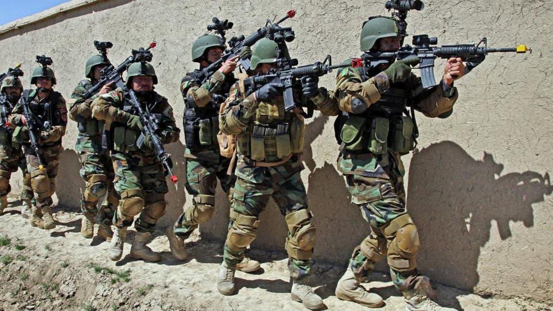 سربازان افغان هفت نفر را از زندان طالبان آزاد کردند