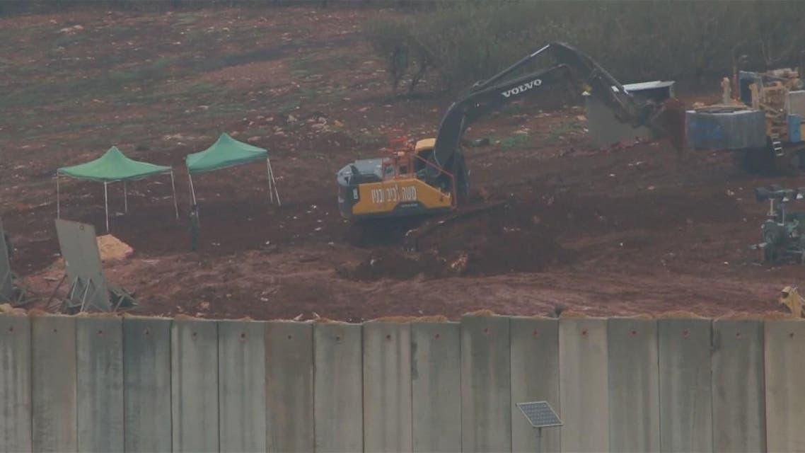 THUMBNAIL_ نتانياهو: عملياتنا مستمرة لتدمير أنفاق حزب الله مهما كانت الظروف الجوية