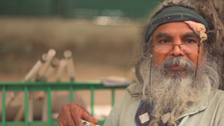 VIDEO: Indian 'Guitar man' who quit cushy job to give music lessons for pittance