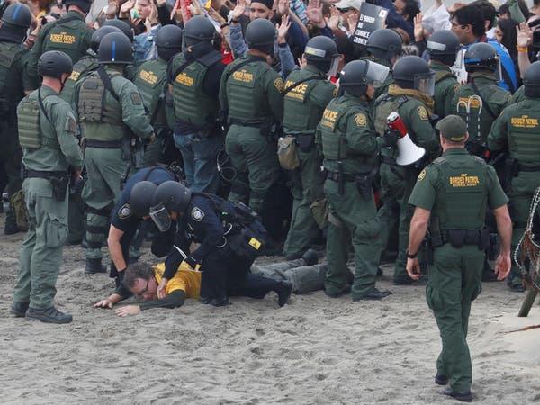 أميركا.. اعتقال مهاجرين طالبوا بأبنائهم ورجال دين