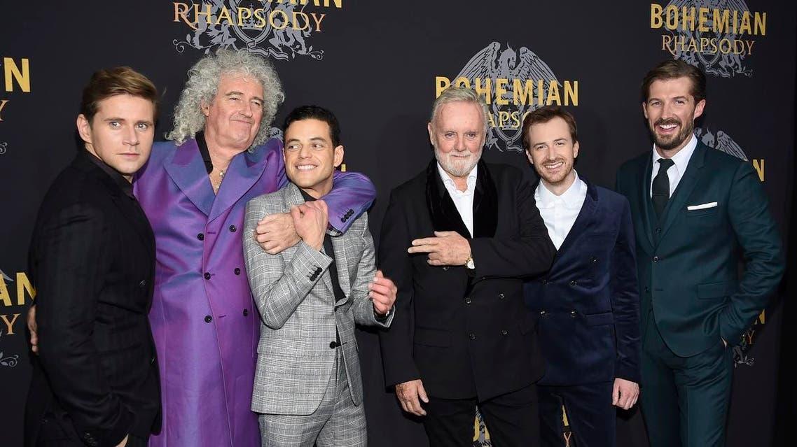 Rami Malek bohemian Rhapsody. (AP)