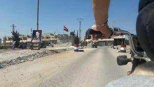 هجوم مسلحانه به لشکر چهارم ارتش سوریه که تحت فرماندهی ماهر اسد است