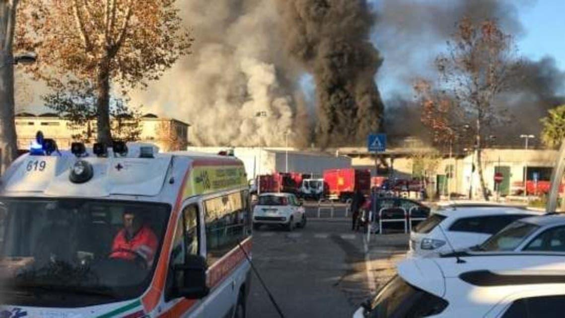 حريق روما