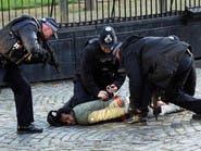 شرطة بريطانيا تعتقل رجلاً في حرم البرلمان