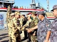 تدريبات عسكرية مصرية أردنية لمواجهة أي مخاطر بالمنطقة