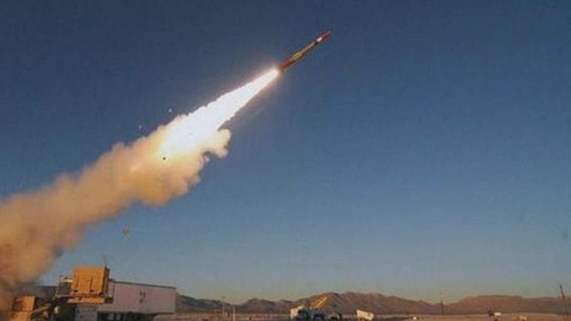 Iran, ballistic missile
