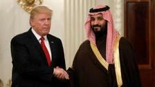 صدر ڈونلڈ ٹرمپ کا سعودی ولی عہد شہزادہ محمدبن سلمان کی حمایت کا اعادہ