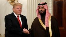 ترمب: محمد بن سلمان زعيم متمكن والمملكة حليف جيد للغاية