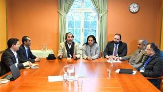 اليمن.. الدول الراعية تضغط لدفع مفاوضات السويد