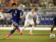 استبعاد أوكازاكي وكاغاوا من قائمة اليابان في كأس آسيا