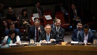 بومبيو: سنؤسس تحالفاً مع شركائنا بالمنطقة لمواجهة إيران