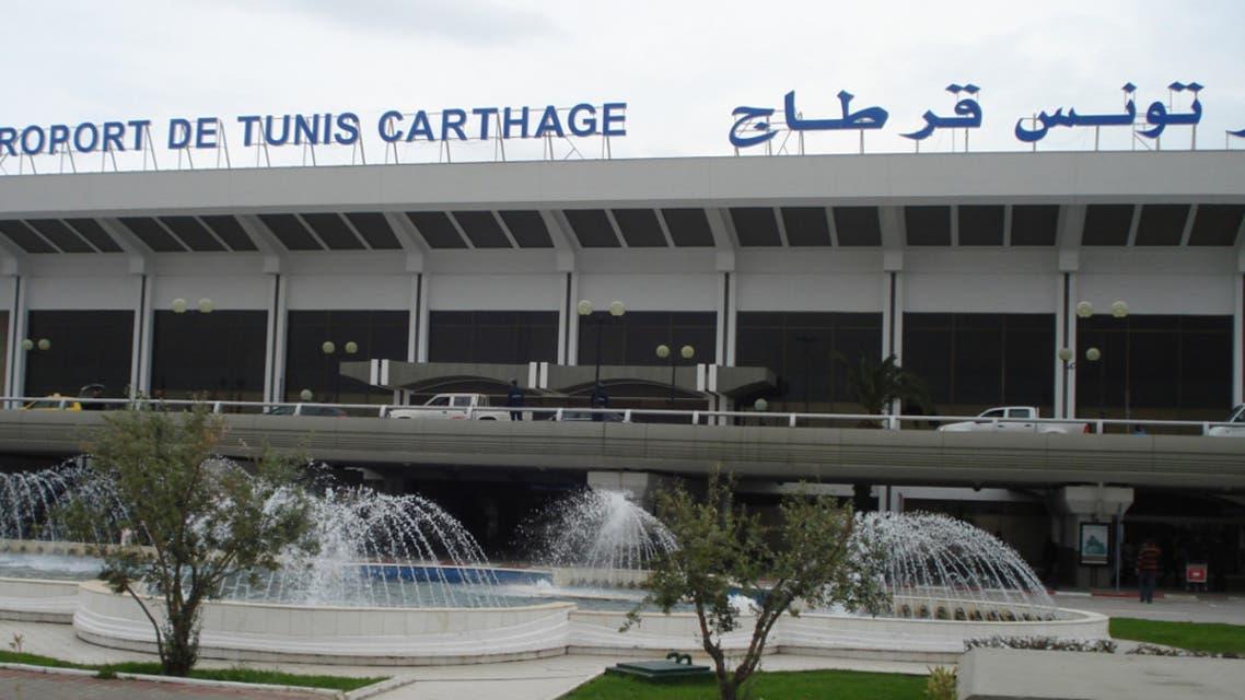 مطار تونس
