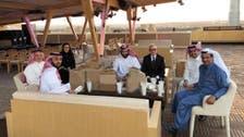 Saudi Crown Prince inspects Ad-Diriyah Formula E-Prix race track