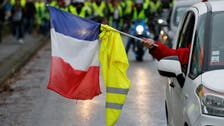 Driver killed in accident at French 'yellow vest' protest