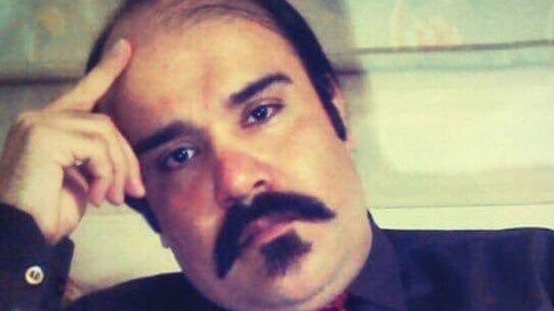 Iranian political activist Vahid Sayadi Nasiri (Supplied)