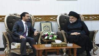 العراق.. لقاء مرتقب بين الحلبوسي والصدر بشأن