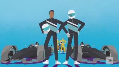 """""""فورمولا إي"""" ..سيارات سباق المستقبل"""