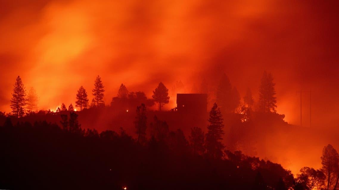 حرائق كاليفورنيا